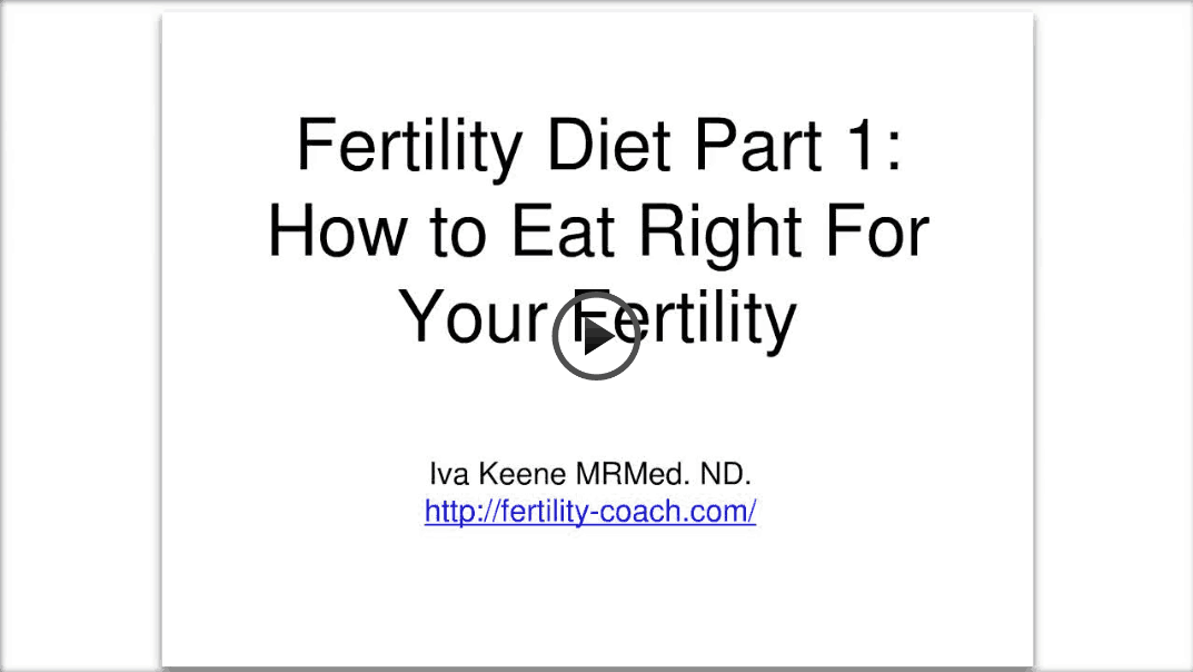 Fertility Foods - Four fruits recommended for fertility